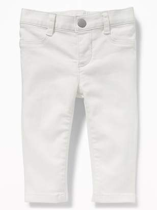b155fdf7186c Old Navy Ballerina Skinny White Jeans for Baby