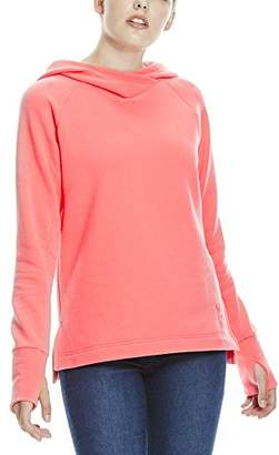 Bench Women's Cosy Sports Hoodie,(Manufacturer Size: S)
