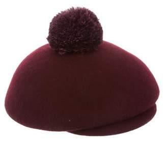 Eugenia Kim Ogden Wool Newsboy Hat w/ Tags