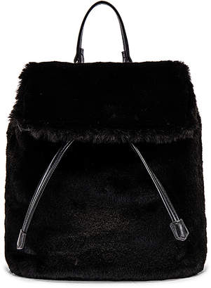 Lovers + Friends Fi Fur Backpack