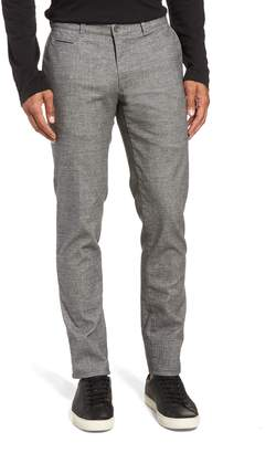 Brax Woolook Slim Fit Flat Front Pants