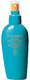 Shiseido Refreshing Sun Protection Spray For Body/Hair SPF 16