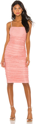 h:ours Jubilee Midi Dress