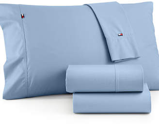 Tommy Hilfiger Solid Core Twin Xl Sheet Set Bedding