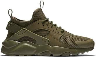 Nike Huarache Run Ultra Triple Olive