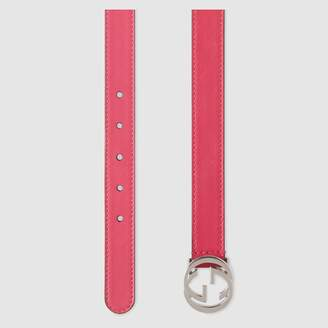 Gucci Children's leather belt