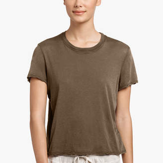James Perse FEATHERWEIGHT VINTAGE TEE