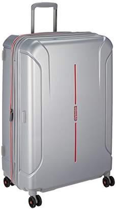 American Tourister (アメリカン ツーリスター) - [アメリカンツーリスター] スーツケース TECHNUM テクナム スピナー77 無料預入受託サイズ エキスパンダブル 保証付 108.0L 77cm 4.5kg 37G*08003 08 アルミニウム