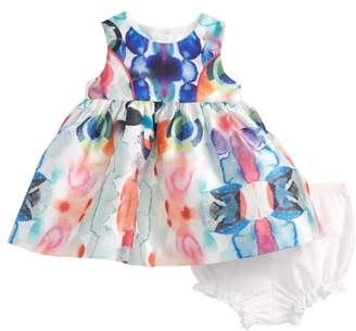 Frais Watercolor Party Dress