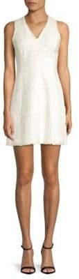 Rebecca Taylor Textured Tweed Dress
