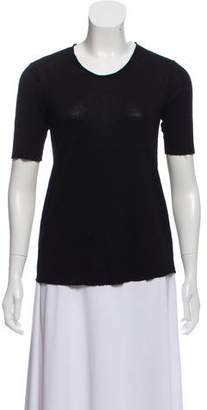Raquel Allegra Short Sleeve Basic T-Shirt
