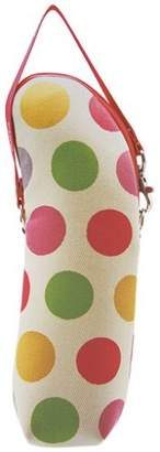 Betta Dr.betta Dr. Insulated Bottle Tote - Polka dots