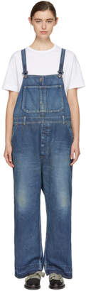 Chimala Blue Denim Overalls