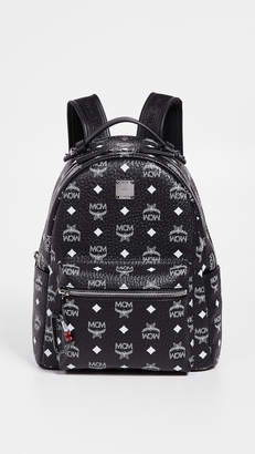 1bf223f245e4a MCM Visetos Logo Backpack