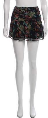 BA&SH Yuna Mini Skirt