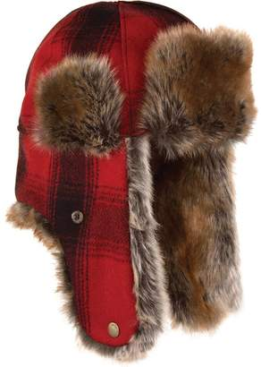 Stormy Kromer Mercantile The Northwoods Trapper Hat