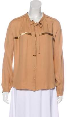 Aquilano Rimondi Aquilano.Rimondi Long Sleeve Button-Up Top