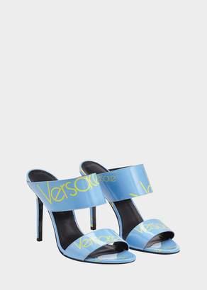 Versace Vintage Logo Sandals