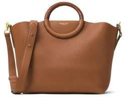 MICHAEL Michael KorsMichael Kors Collection Skorpios Leather Market Bag
