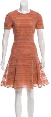 Burberry A-Line Knee-Length Dress w/ Tags