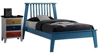 ACME Furniture Kids Bed - Blue - ACME