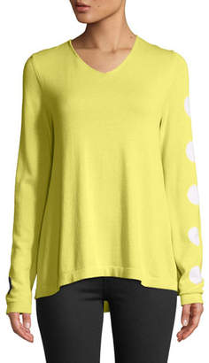 Lisa Todd Save Me a Spot Sweater, Plus Size