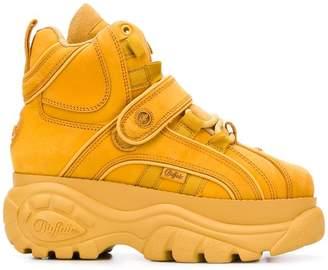 Buffalo David Bitton high-top platform sneakers