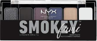 Nyx Professional Makeup NYX Professional Makeup The Smokey Fume Shadow Palette