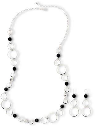 Arizona Womens 2-pc. Necklace Set