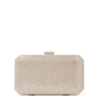 Ever New Elle Geo Box Clutch Bag