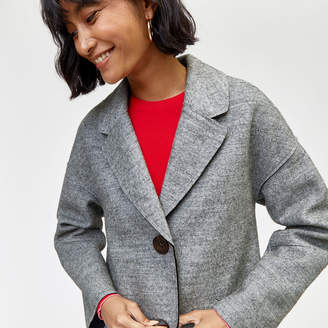 Warehouse Long Bonded Coat