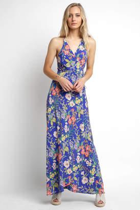 Yumi Kim Rush Hour Floral Wrap Maxi