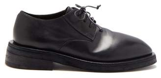 Marsèll Mentone Leather Derby Shoes - Mens - Navy