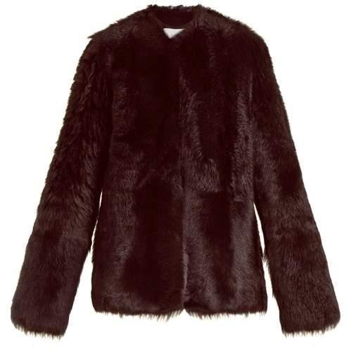 Raey 1970s shearling coat