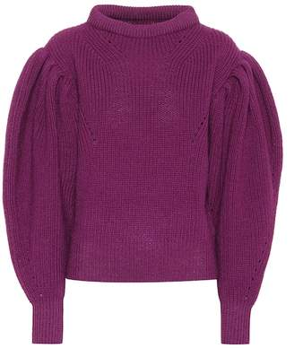 Isabel Marant Brettany wool sweater