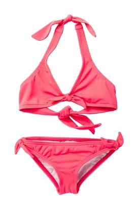 Billabong Sol Searcher Halter Bikini (Little Girls & Big Girls)