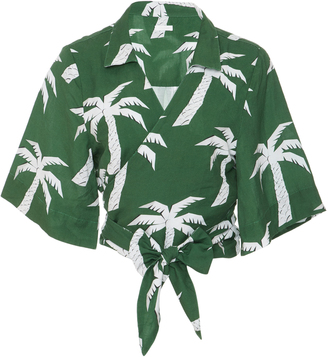 Coconut Wrap Shirt