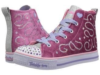Skechers Twinkle Toes - Twinkle Lite 10969L Lights (Little Kid/Big Kid)