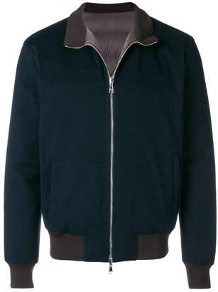 Barba Fox bomber jacket