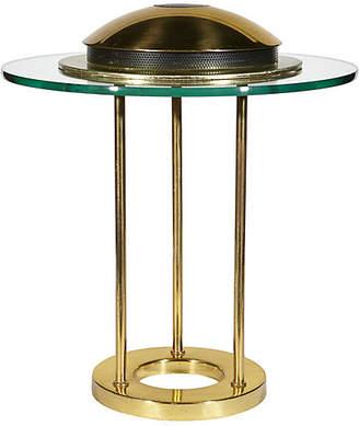 One Kings Lane Vintage George Kovacs Glass Disc Table Lamp