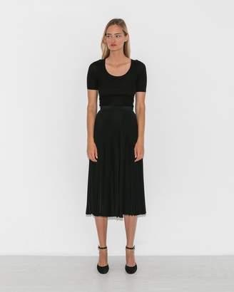 Aster Shaina Mote Onyx Skirt