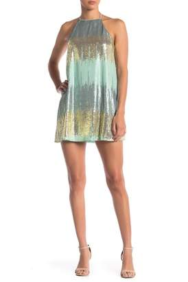 Show Me Your Mumu Gomez Sequins Mini Dress