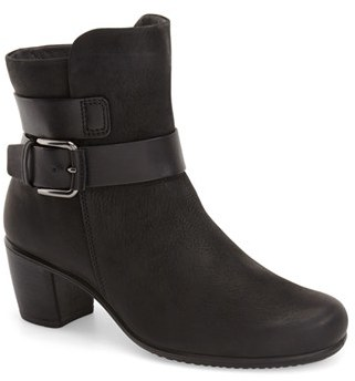 ECCO 'Touch' Mid Bootie (Women) $124.95 thestylecure.com