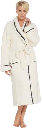 Barefoot Dreams Cozychic Classic Disney Minnie Mouse Adult Robe
