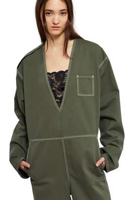 MM6 MAISON MARGIELA Garment Dyed Jumpsuit
