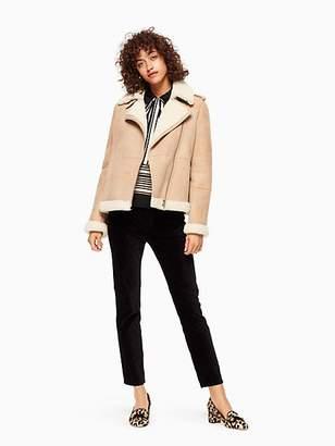 Kate Spade Shearling jacket
