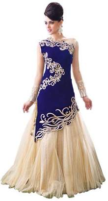 Royal Ethnic Wear Royal Ethnic Indian Designer Wedding and Party Wear Anarkali Dress Salwar Kameez