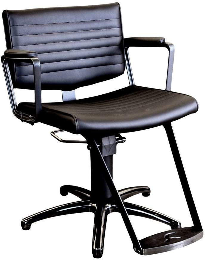 Collins Aluma Styling Chair with Slim Star Base