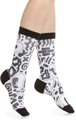 Stance Looky Lou Crew Socks