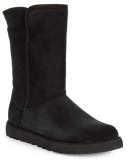 UGG Michelle UGGpure-Lined Suede Boots